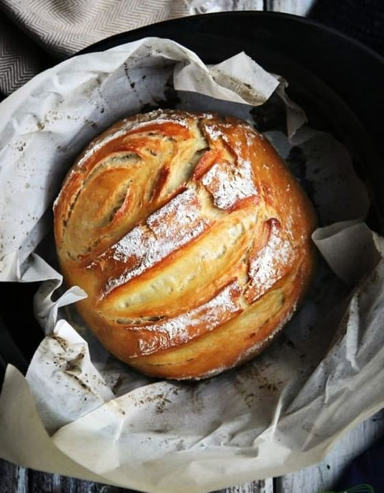 How To Bake Bread in a Dutch Oven